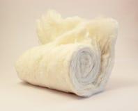 棉花医疗羊毛 图库摄影