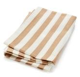 棉花餐巾 库存图片
