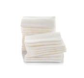 棉花绷带 免版税库存照片