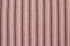 棉织物纹理背景,葡萄酒过滤器 免版税库存图片