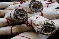 棉织物 免版税库存图片