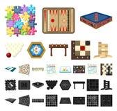 棋动画片,在集合收藏的黑象的设计 比赛和娱乐传染媒介标志股票网图片
