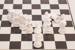 棋子形象 免版税库存图片