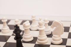 棋子形象 免版税库存照片