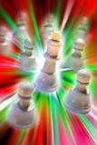 棋子 免版税库存图片