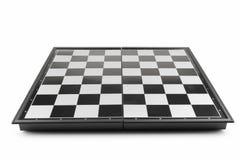 棋枰透视图 免版税库存图片