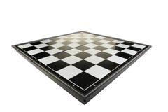 棋枰透视图 库存图片