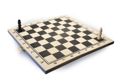 棋枰 免版税图库摄影
