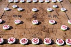 棋汉语 库存照片