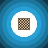 棋盘平的象 棋表传染媒介元素可以为棋盘,表,棋设计观念使用 向量例证