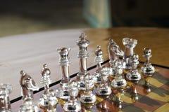 棋-比赛体育 免版税库存图片