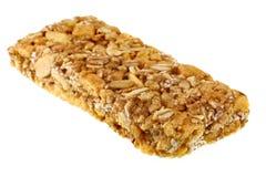 棒多谷物的格兰诺拉麦片 免版税库存照片