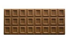 棒巧克力 免版税库存图片