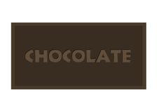 棒巧克力 皇族释放例证