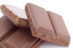 棒巧克力 免版税图库摄影