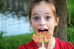 棒棒糖 库存图片