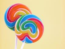 棒棒糖 免版税库存图片