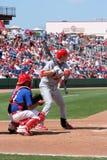 棒球主教loius mlb phillies st与 免版税库存图片