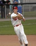 棒球加拿大杯子mitchell triolo 库存照片