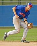 棒球加拿大knop同盟高级系列世界 免版税库存图片