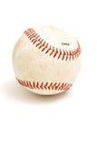 棒球唯一垂直 图库摄影