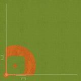 棒球场 库存图片