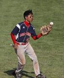 棒球失误同盟高级系列世界 免版税库存照片