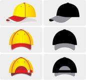 棒球帽 免版税库存照片