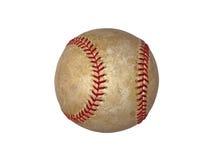 棒球查出 免版税库存图片