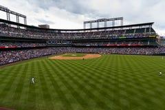 棒球比赛 免版税库存图片