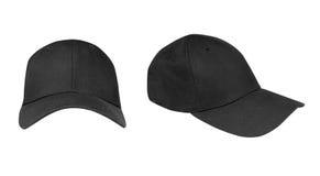 棒球空白盖帽 免版税库存图片