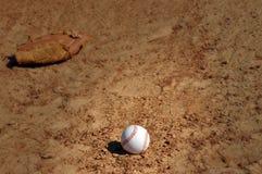 棒球装饰图案 图库摄影