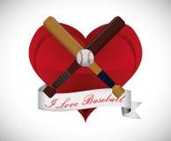 棒球设计 库存图片