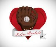 棒球设计 图库摄影