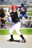 棒球青年时期 免版税库存照片