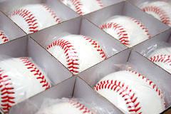 棒球 图库摄影