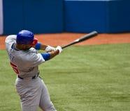 棒球derek庇护 库存图片