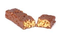 棒糖果蛋白质 免版税图库摄影