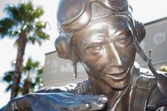 棕榈泉空气博物馆,加利福尼亚 库存照片