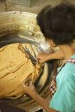 棕榈糖 库存照片
