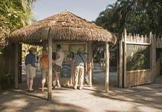 棕榈滩动物园 免版税库存照片