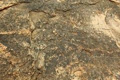 棕色岩石文件夹框架构造自然本底 免版税库存照片
