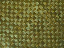 棕色工艺品木织法样式背景  免版税库存照片