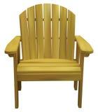 棕色椅子 向量例证