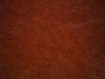 棕色皮革 库存照片