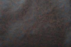 棕色皮革 免版税库存照片