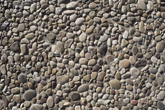 棕色石头 免版税库存照片