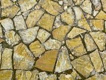 棕色砂岩纹理  库存图片