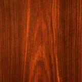 棕色红色木头 免版税库存照片