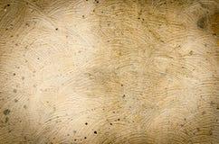 棕色脏的墙壁 免版税图库摄影